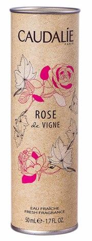 Caudalie Енергетична туалетна вода Rose Des Vignes 50 мл 1 флакон