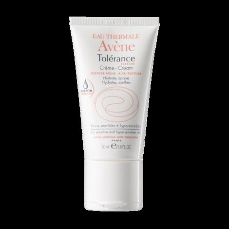Avene Tolerance Extreme Крем з насиченою текстурою зволожує, заспокоює для чутливої шкіри 50 мл 1 туба
