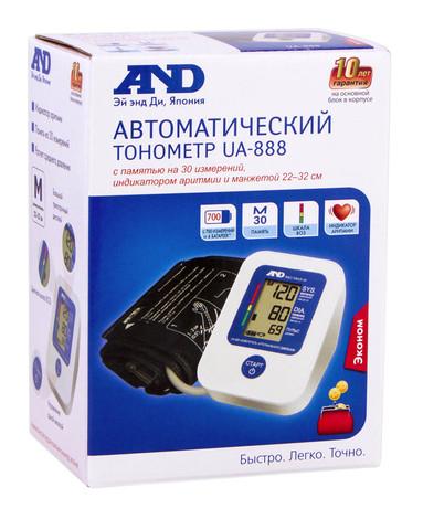 AND UA-888E Тонометр автоматичний 1 шт
