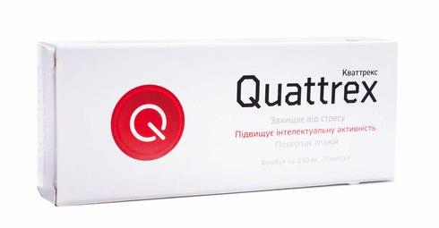 Кваттрекс таблетки 250 мг 20 шт