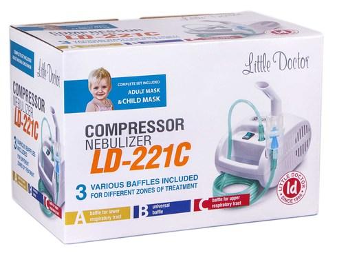 Little Doctor LD-221С Інгалятор компресорний 1 шт