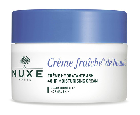 Nuxe Creme Fraiche Крем зволоження 48 годин для нормальної шкіри 50 мл 1 банка