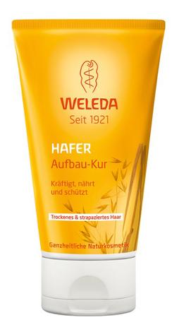 Weleda Маска-відновлення для сухого та пошкодженого волосся з екстрактом вівса 150 мл 1 туба