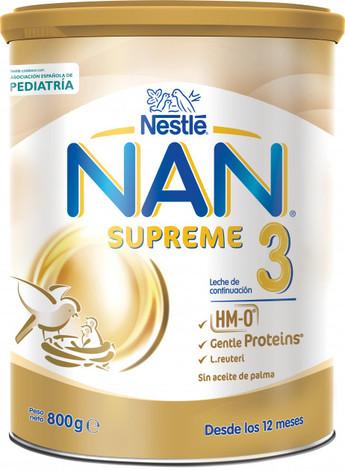 NAN Supreme 3 Суха дитяча молочна суміш з 12 місяців 800 г 1 банка