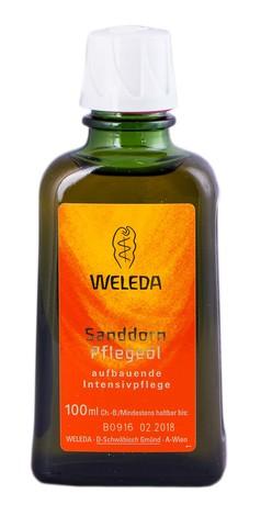 ВЕЛЕДА Олія для сухого та ламкого волосся з розмарином  50 мл