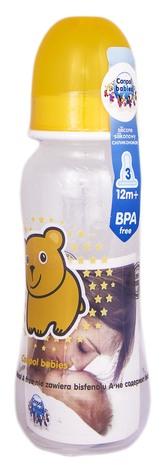 Canpol Babies Пляшечка з малюнком від 12 місяців 59/200 250 мл 1 шт
