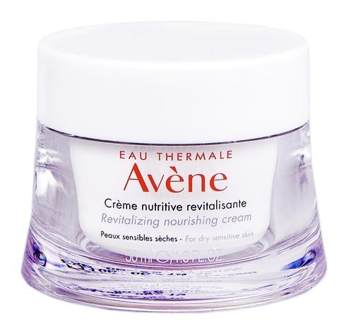Avene Крем живильний відновлюючий для сухої чутливої шкіри 50 мл 1 банка