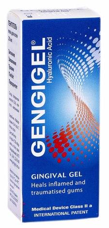 Генгігель Гель для ясен 20 мл 1 туба