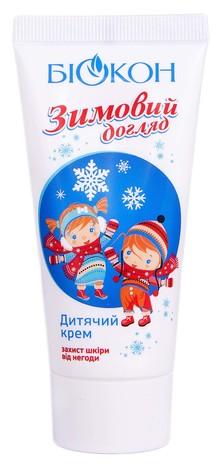 Біокон Зимовий догляд Крем дитячий 60 мл 1 туба