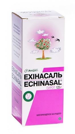 Ехінасаль сироп 125 г 1 флакон