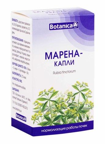 Botanica Марена краплі 50 мл 1 флакон
