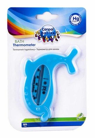 Canpol Babies Термометр для ванни Дельфін 2/782 1 шт