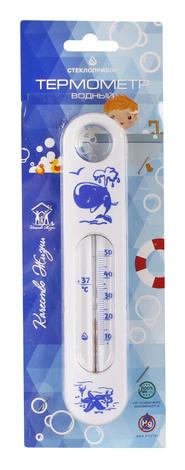 Термометр для води В-2 Капітошка 1 шт