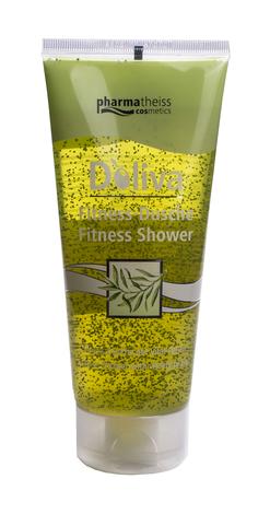 Doliva Фітнес-душ з пантенолом і оливковою олією 200 мл 1 туба