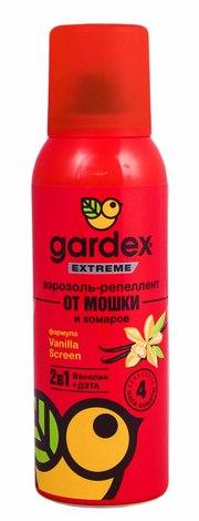 Gardex Extreme Аерозоль-репелент від комах та комарів 100 мл 1 флакон