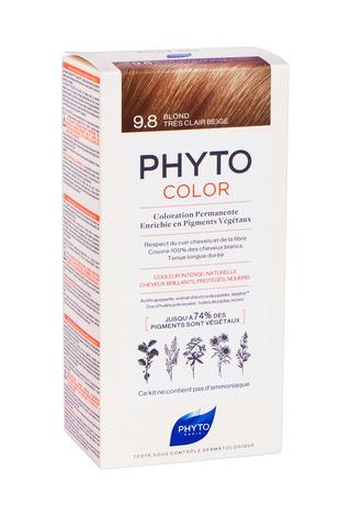 Phyto Color Крем-фарба тон №9.8 бежевий блондин 1 комплект