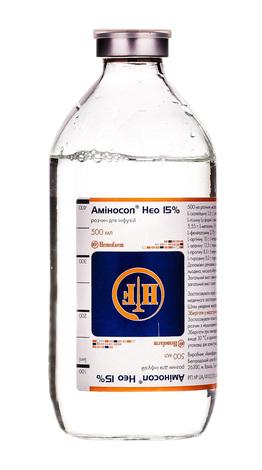 Аміносол нео 15 % розчин для інфузій 500  1 флакон