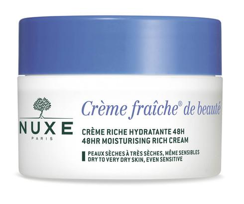 Nuxe Creme Fraiche Крем насичений зволоження 48 годин 50 мл 1 банка