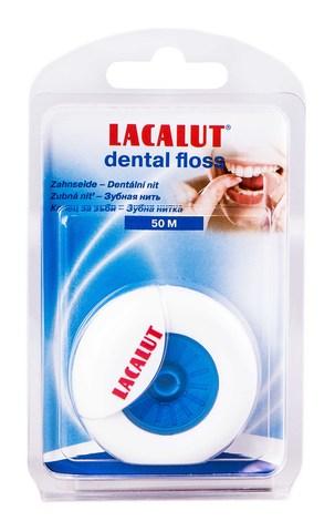 Lacalut Зубна нитка 50 м