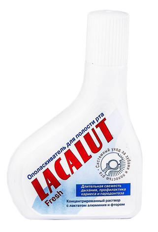 Lacalut Fresh Ополіскувач для порожнини рота концентрований 75 мл 1 флакон