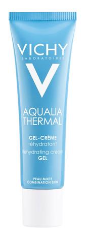 Vichy Aqualia Thermal Гель-крем для глибокого зволоження для нормальної та комбінованої зневодненої шкіри 30 мл 1 туба