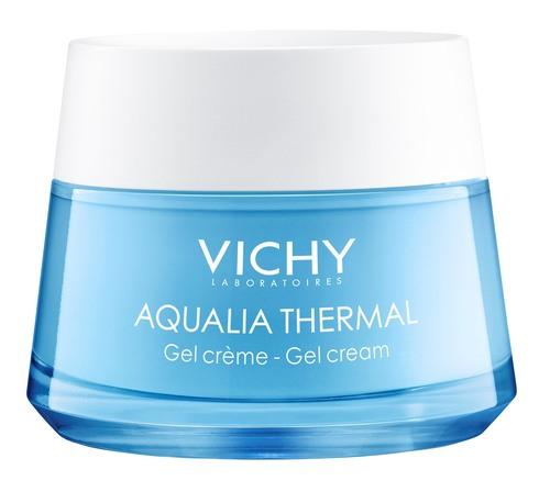 Vichy Aqualia Thermal Гель-крем для глибокого зволоження для нормальної та комбінованої зневодненої шкіри 50 мл 1 банка