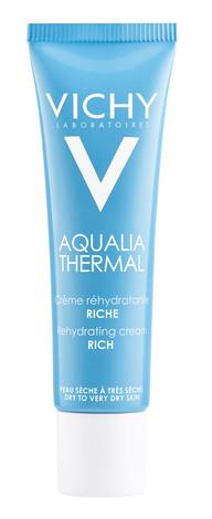 Vichy Aqualia Thermal Крем насичений для глибокого зволоження для сухої та дуже сухої зневодненої шкіри 30 мл 1 туба