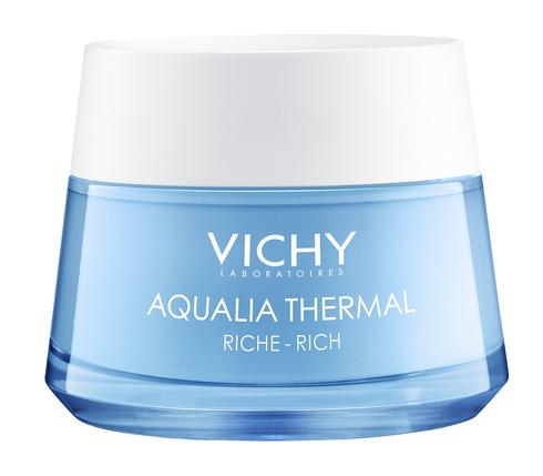 Vichy Aqualia Thermal Крем насичений для глибокого зволоження для сухої та дуже сухої зневодненої шкіри 50 мл 1 банка