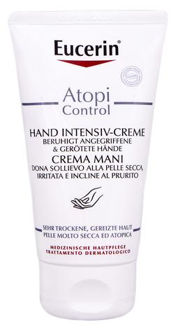 Eucerin AtopiControl Крем інтенсивний для рук для сухої та атопічної шкіри 75 мл 1 туба
