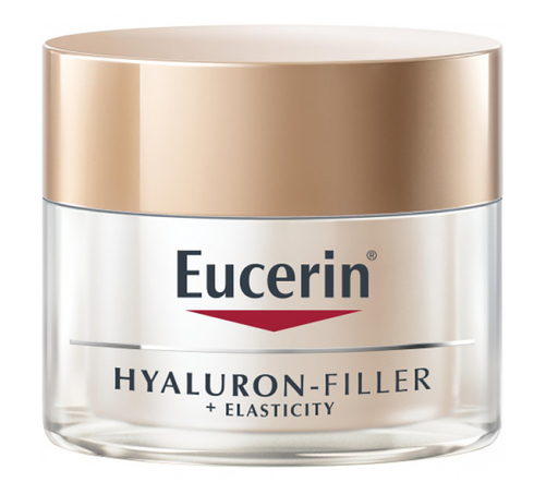 Eucerin Hyaluron-Filler + Elasticity Крем денний антивіковий для сухої шкіри обличчя SPF-15 50 мл 1 банка