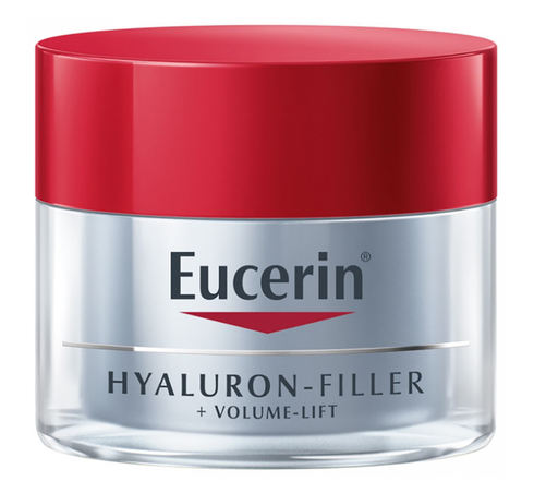 Eucerin Hyaluron-Filler + Вольюм-ліфт Крем денний антивіковий для нормальної та комбінованої шкіри обличчя SPF-15 50 мл 1 банка