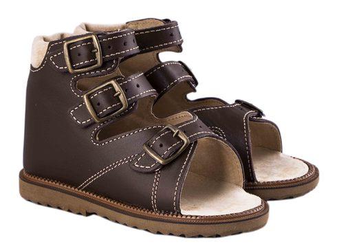 Ортекс Весна Антиварус Ортопедичні сандалі дитячі розмір 17 1 пара