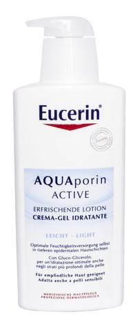 Eucerin АкваПорин Лосьон для тіла легкий зволожувальний 400 мл 1 флакон
