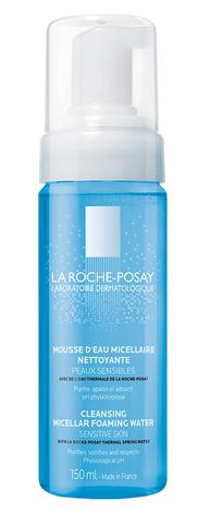 La Roche-Posay Фізіологічна міцелярна пінка очищувальна для чутливої шкіри 150 мл 1 флакон