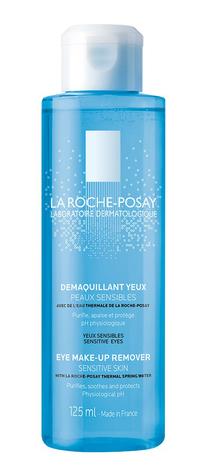La Roche-Posay Фізіологічний розчин для зняття макіяжу з очей 125 мл 1 флакон