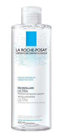 La Roche-Posay Фізіологічний Міцелярний розчин м'який засіб для очищення та зняття макіяжу 400 мл 1 флакон