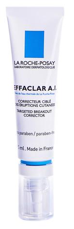 La Roche-Posay Effaclar А.І. Засіб корегуючий локальної дії 15 мл 1 туба