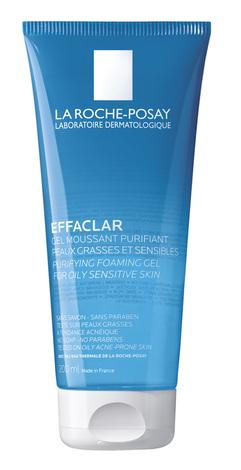 La Roche-Posay Effaclar Гель-мус для очищення проблемної шкіри 200 мл 1 туба