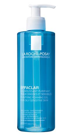 La Roche-Posay Effaclar Гель-мус для очищення проблемної шкіри 400 мл 1 флакон