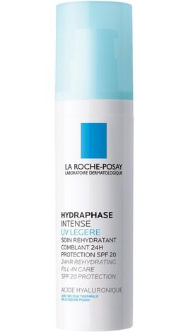 La Roche-Posay Hydraphase UV Лайт Крем зволожувальний для нормальної та комбінованої шкіри обличчя SPF 20 50 мл 1 флакон