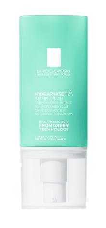 La Roche-Posay Hydraphase HA Intense Riche Крем інтенсивний зволожувальний для сухої шкіри 50 мл 1 туба
