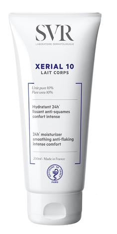 SVR Xerial 10 Молочко косметичне зволоження та комфорт 24 години для сухої шкіри 200 мл 1 туба