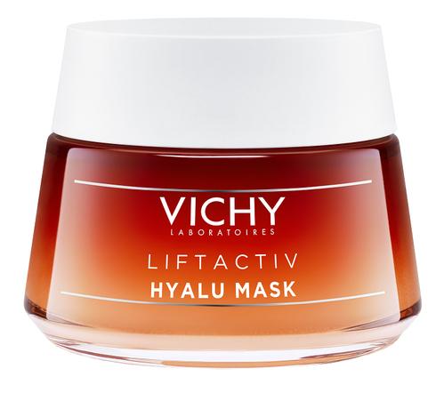 Vichy Liftactiv Маска-експрес антивікова з гіалуроновою кислотою для всіх типів шкіри 50 мл 1 баночка