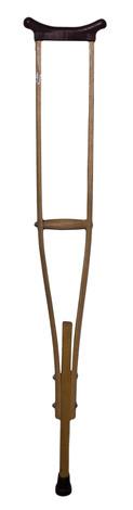 Світ літньої людини Мензул Милиця підпахвова підліткова дерев'яна МП 987-1092 1 шт