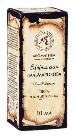 Ароматика Олія ефірна пальмарозова 10 мл 1 флакон