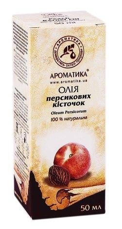 Ароматика Олія персикових кісточок 50 мл 1 флакон