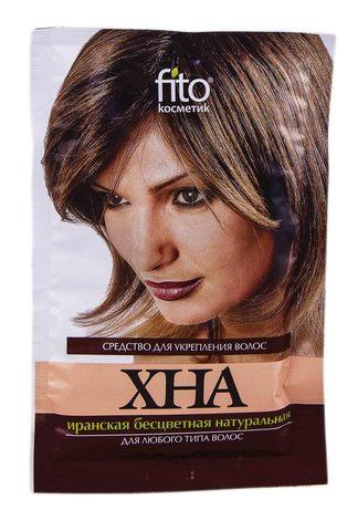 Fito косметик Хна безколірна іранська натуральна 25 г 1 шт