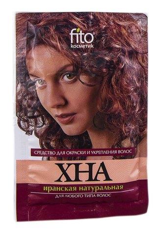 Fito косметик Хна іранська натуральна 25 г 1 шт