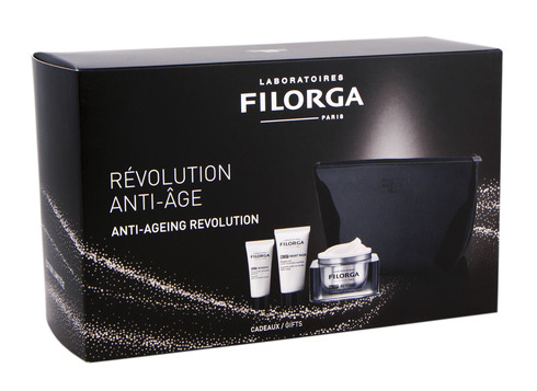 Filorga NCEF Реверс крем 50 мл + Інтенсив сироватка 7 мл + Найт маска 15 мл 1 набір