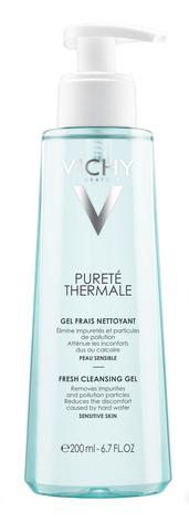 Vichy Purete Thermale Гель освіжаючий очищувальний для всіх типів шкіри 200 мл 1 флакон